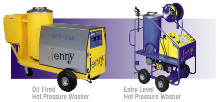 Entry Level Oil Fired Hot Power Washer Entry Level Oil Fired Electric Hot Pressure Washer